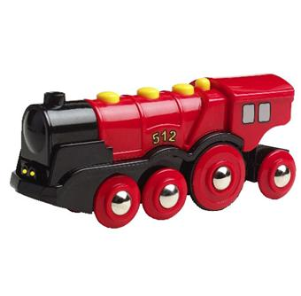 locomotive brio pile