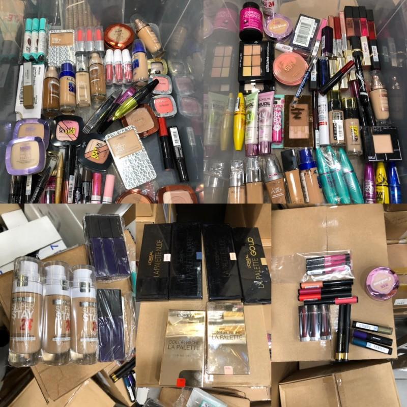 lot revendeur maquillage
