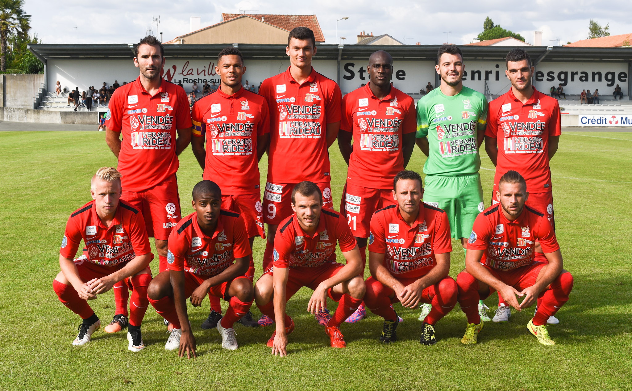 lucon vendee foot