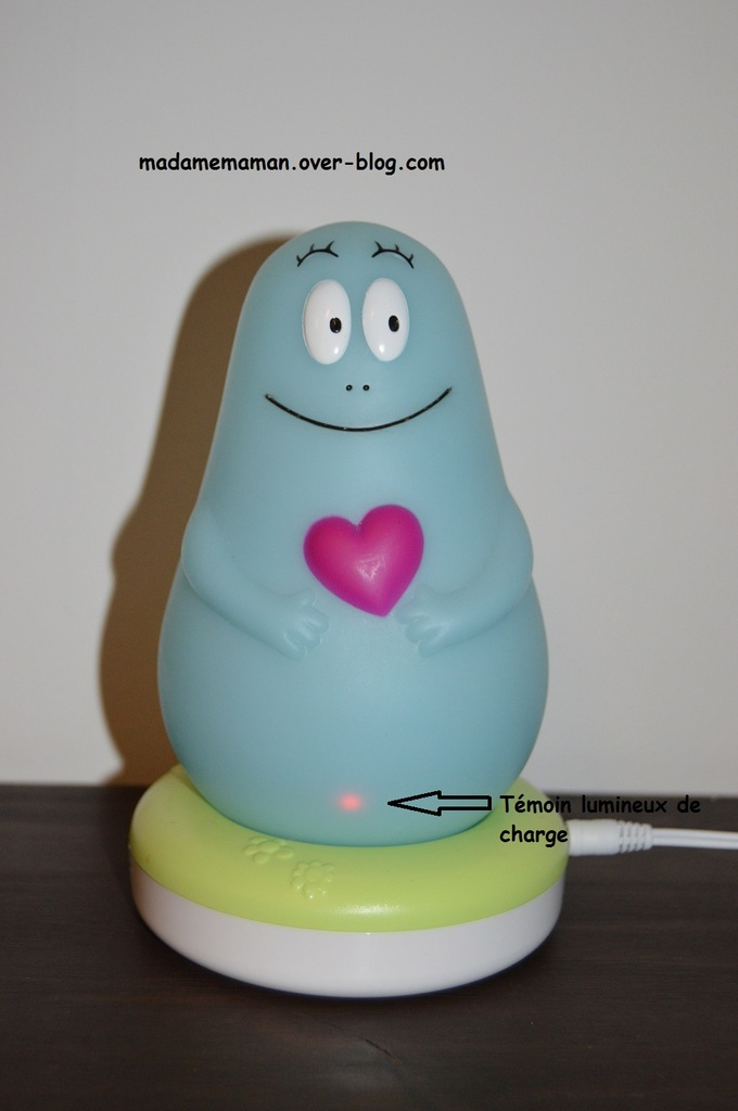 lumiere barbapapa