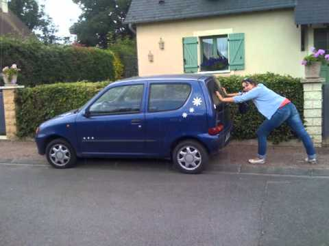ma premiere voiture