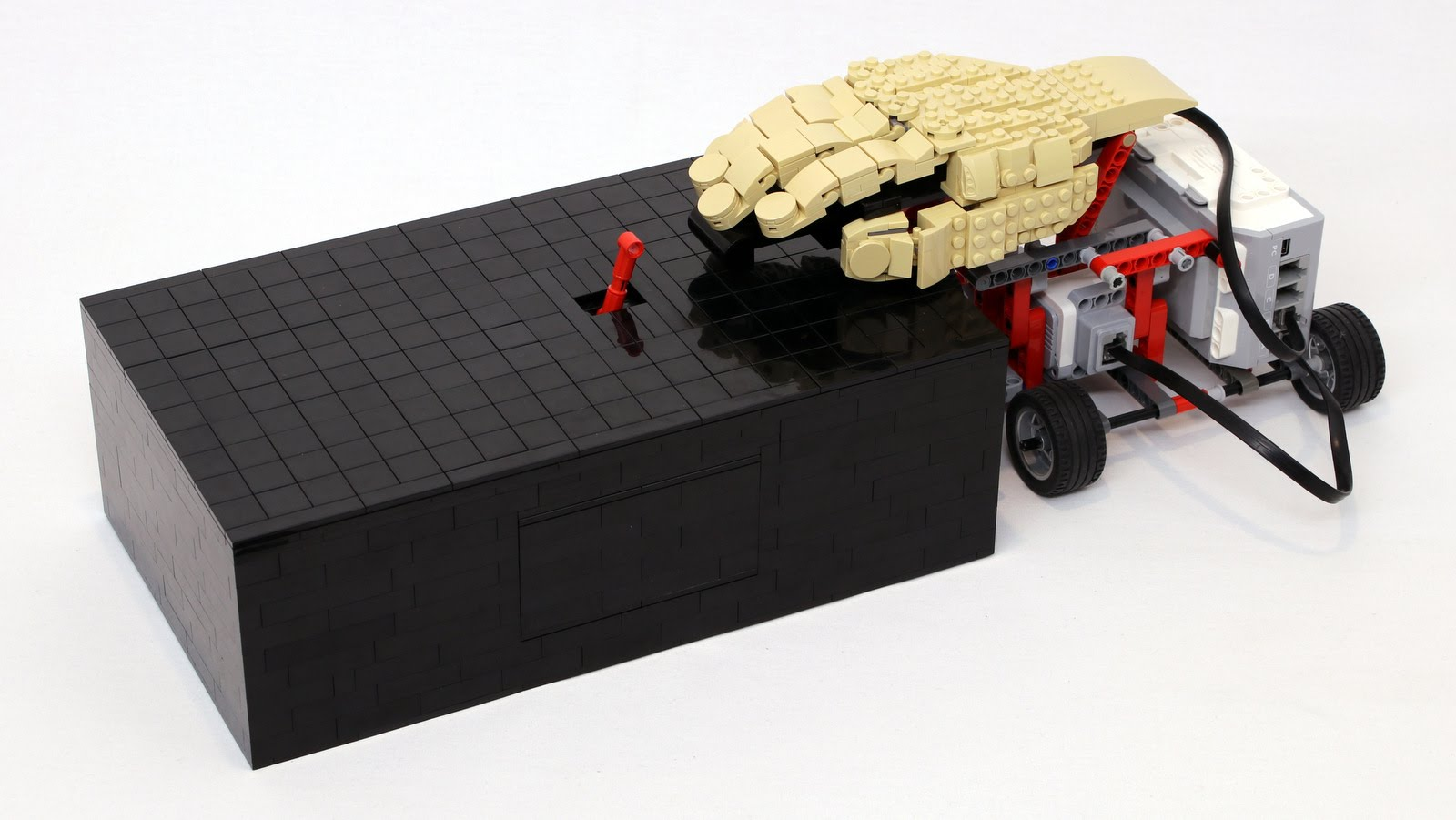 machine lego