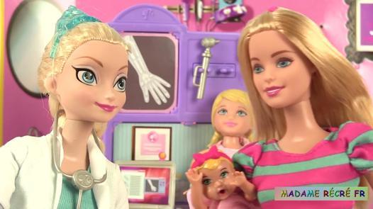 madame récré barbie