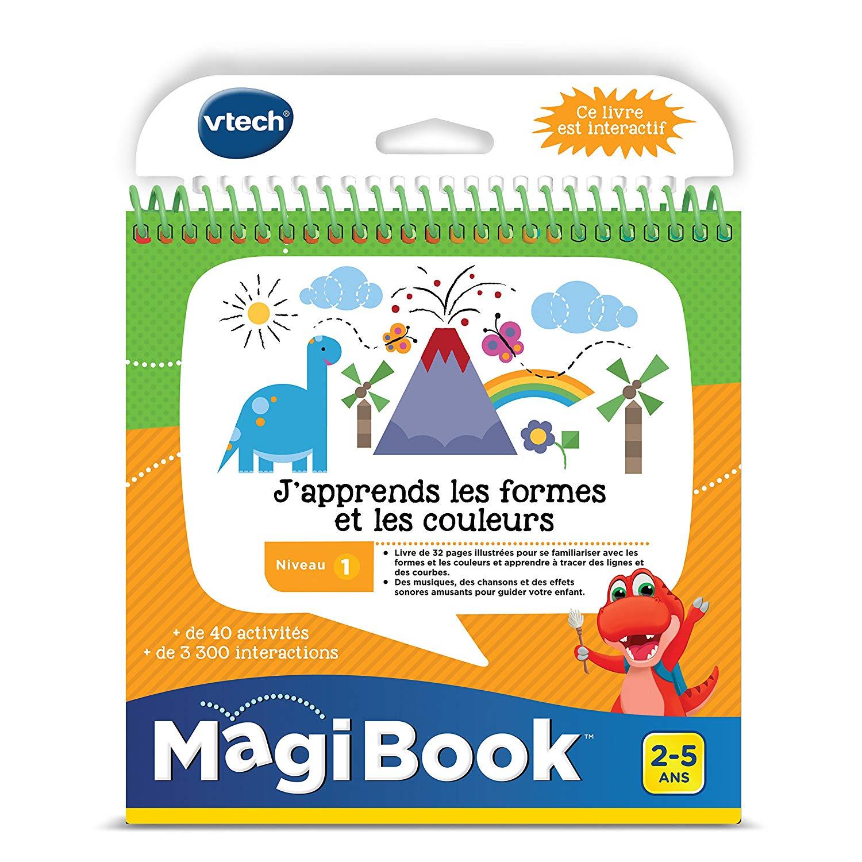 magibook livre