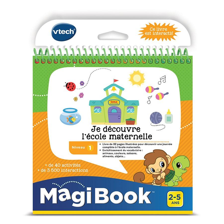 magibook vtech livre