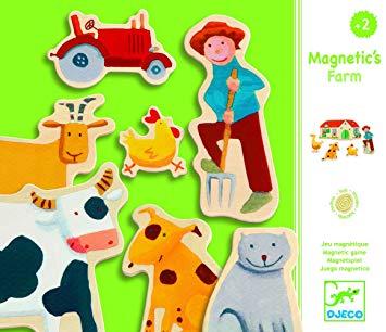 magnet djeco
