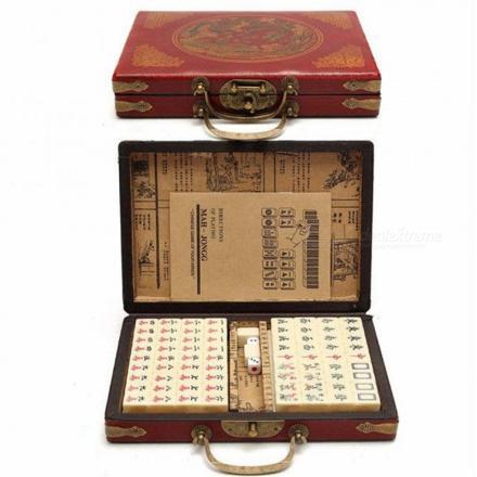 mahjong jouet