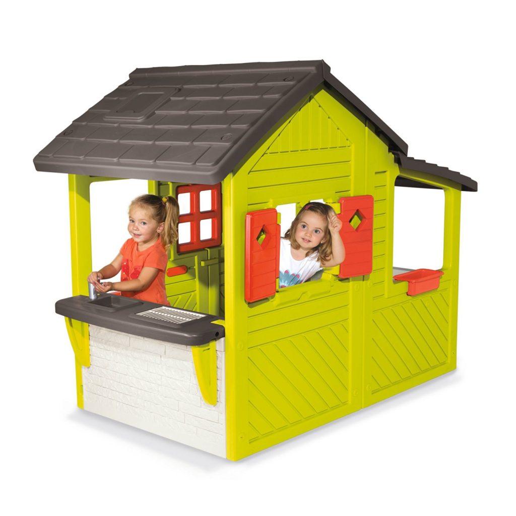 maison d enfant jardin