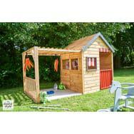 maison de jardin enfant en bois