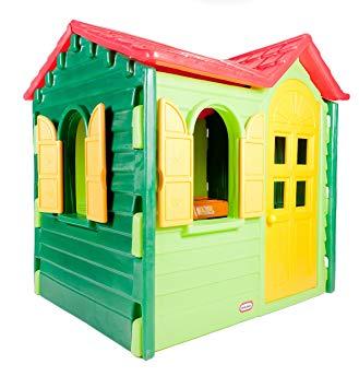 maison de jardin little tikes