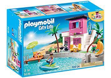 maison de playmobil