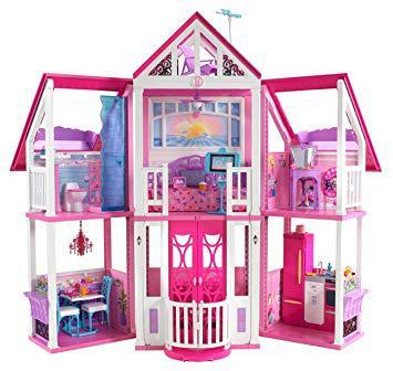 maison de reve barbie