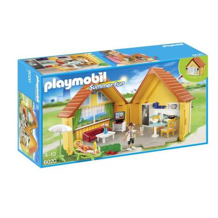 maison de vacances playmobil
