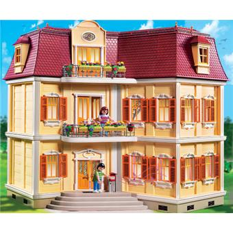 maison de ville playmobil