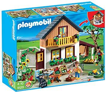 maison des playmobil