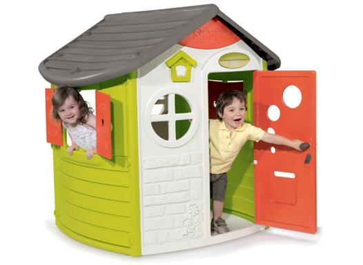 maison enfant en plastique