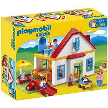 maison playmobil 123