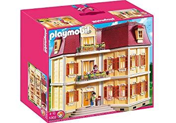 maison playmobil 5302