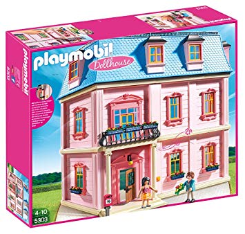 maison playmobil traditionnelle