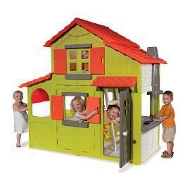 maison plein air enfant