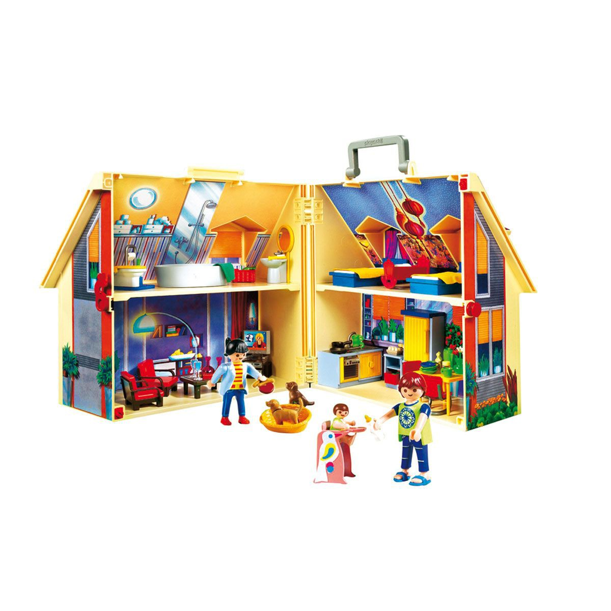 maison portable playmobil