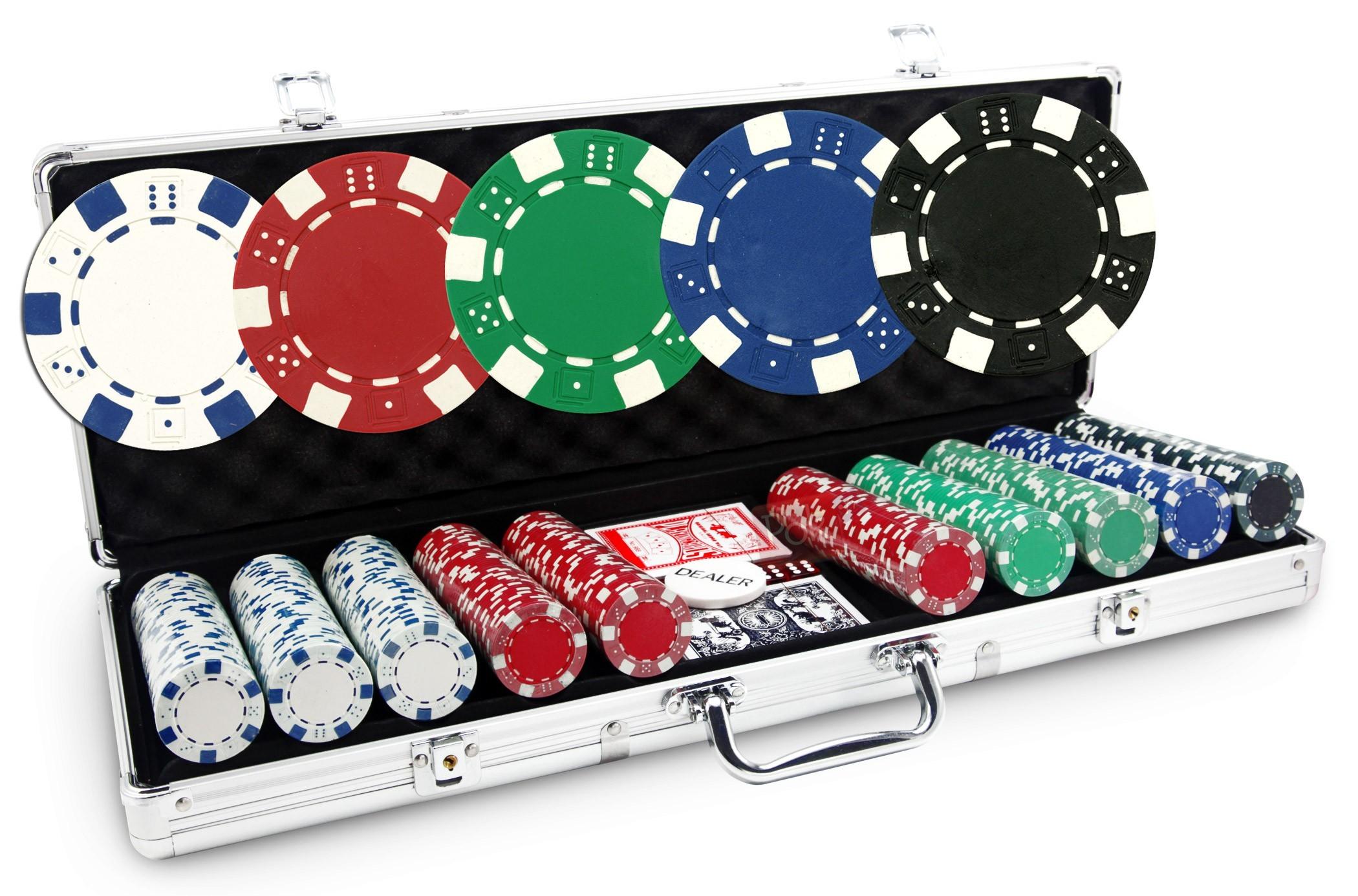 malette jetons poker
