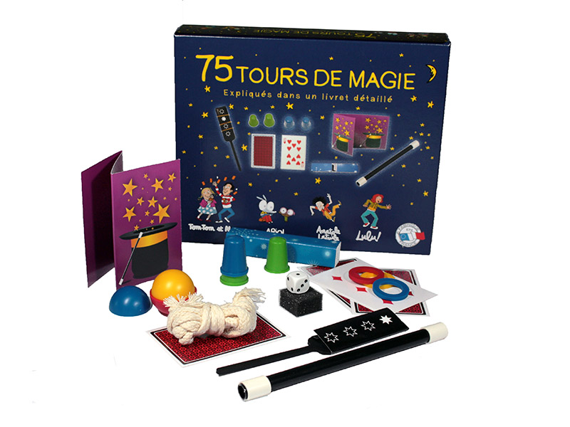 mallette de magicien