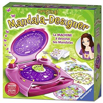 mandala designer la machine à dessiner des mandalas