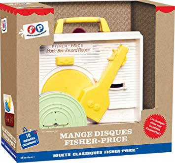 mange disque fisher price