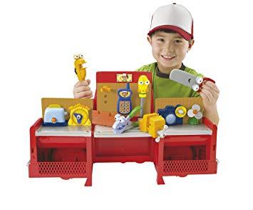 manny et ses outils jouet
