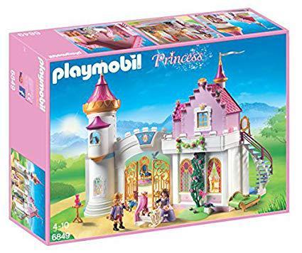 manoir royal playmobil