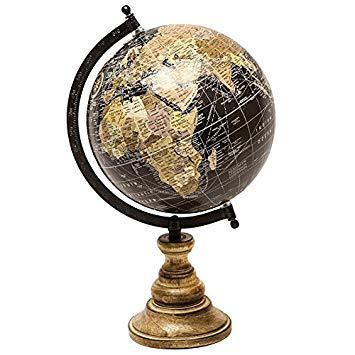 mappemonde globe terrestre