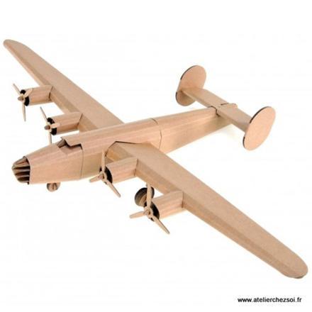 maquette avion à construire