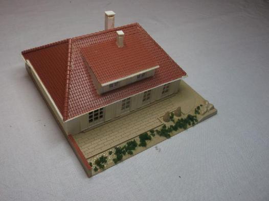 maquette jouef ho