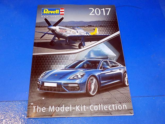 maquette revell catalogue