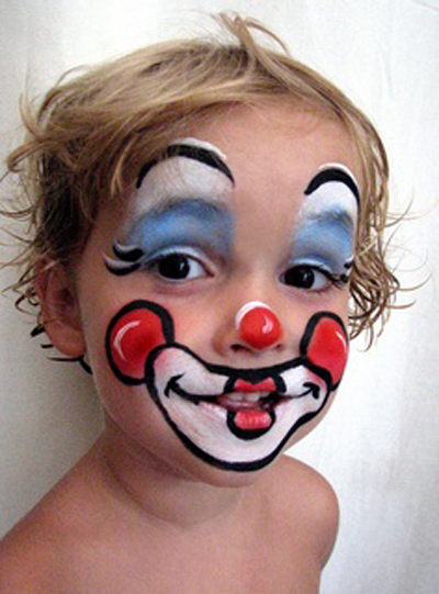 maquillage bebe carnaval