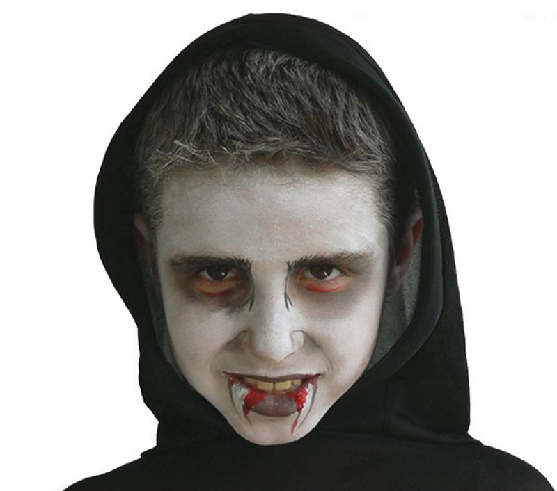 maquillage enfant vampire