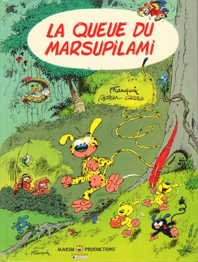 marsupilami bd