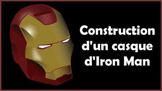 masque d iron man