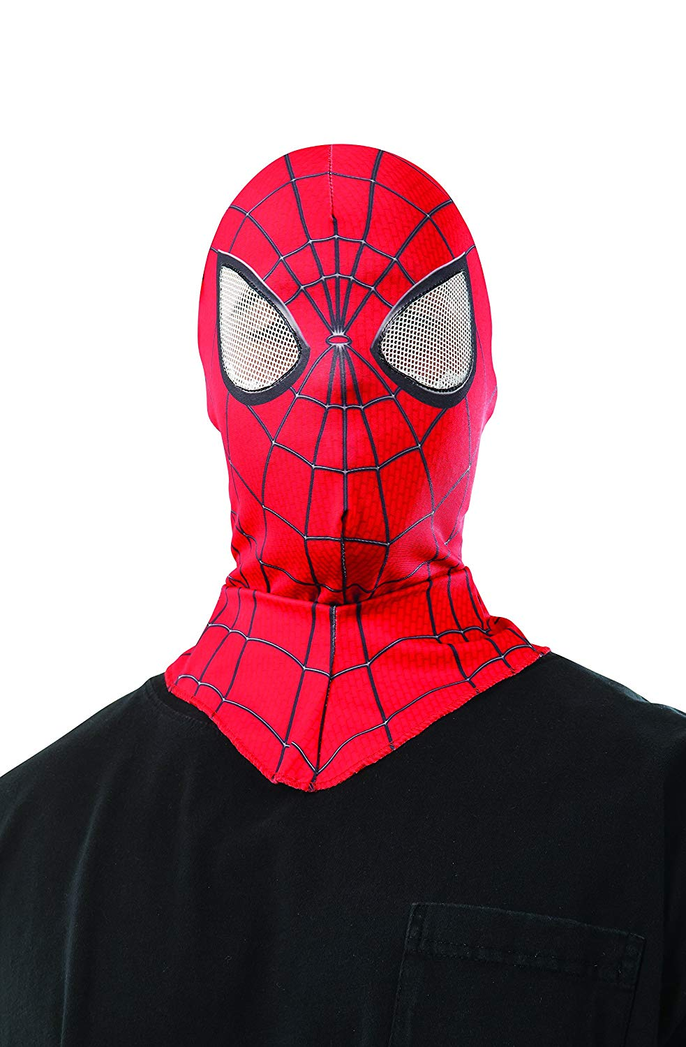 masque spiderman adulte