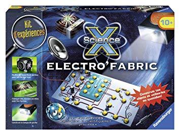 maxi electro fabric