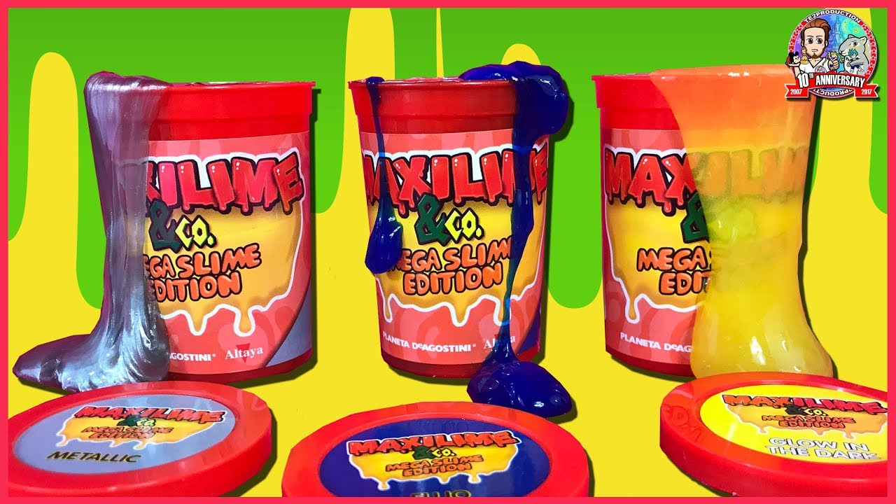 maxilime & co slime