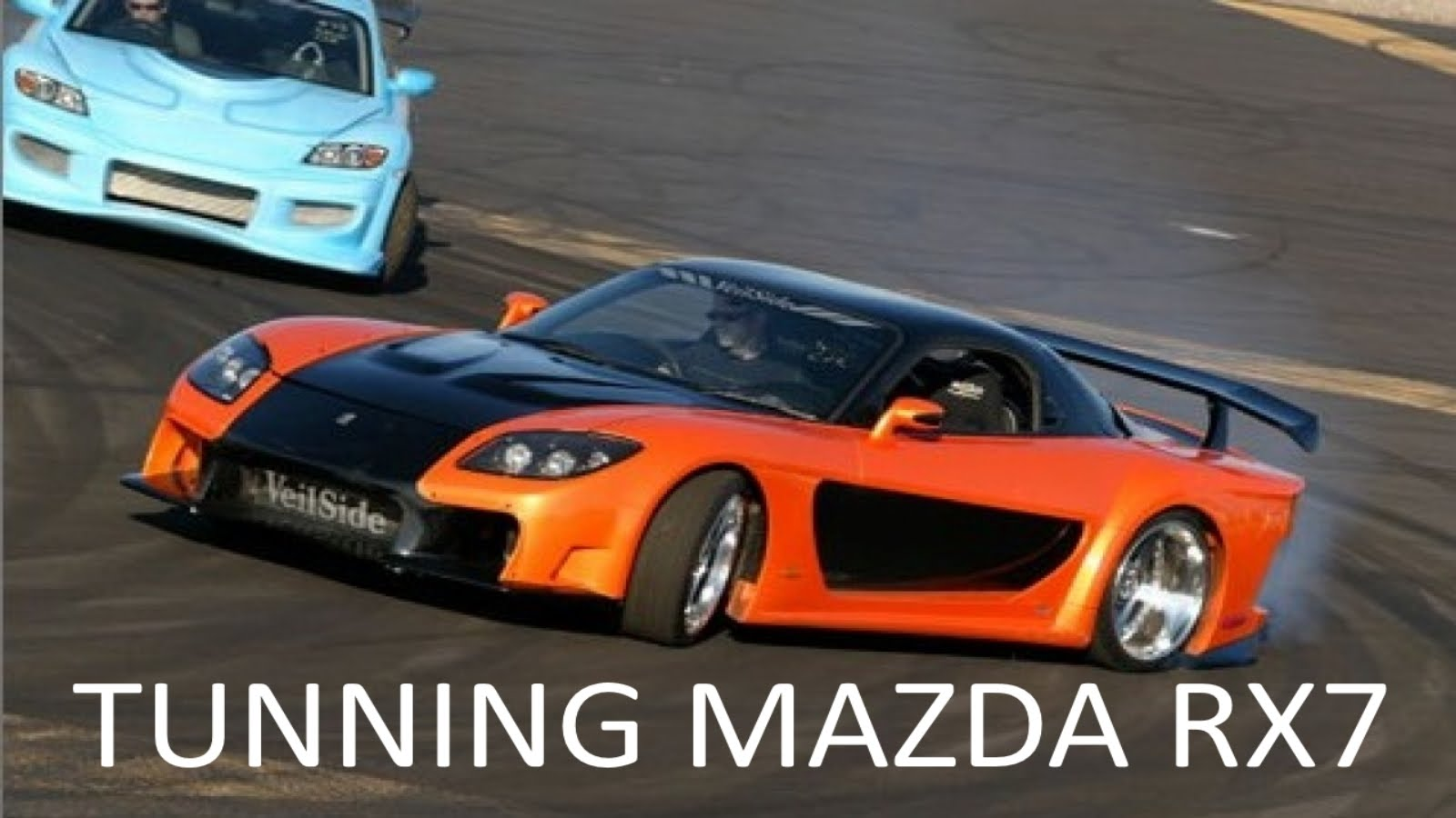 mazda rx 7 fast and furious