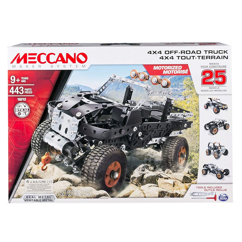 meccano moteur