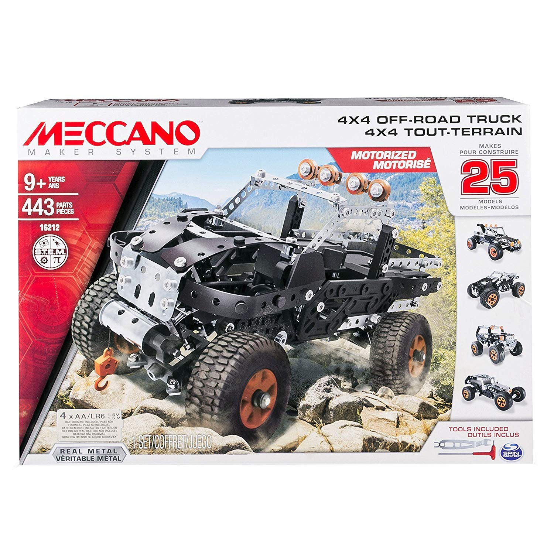 meccano motorisé