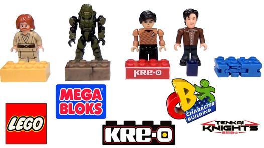 mega bloks and lego