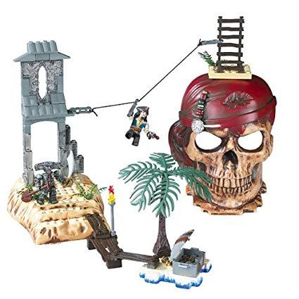 mega bloks pirates des caraibes