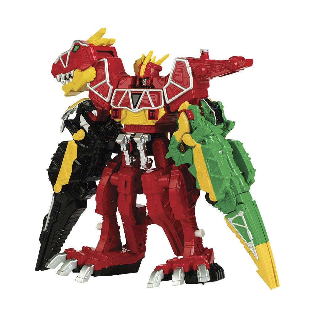 megazord power rangers dino charge