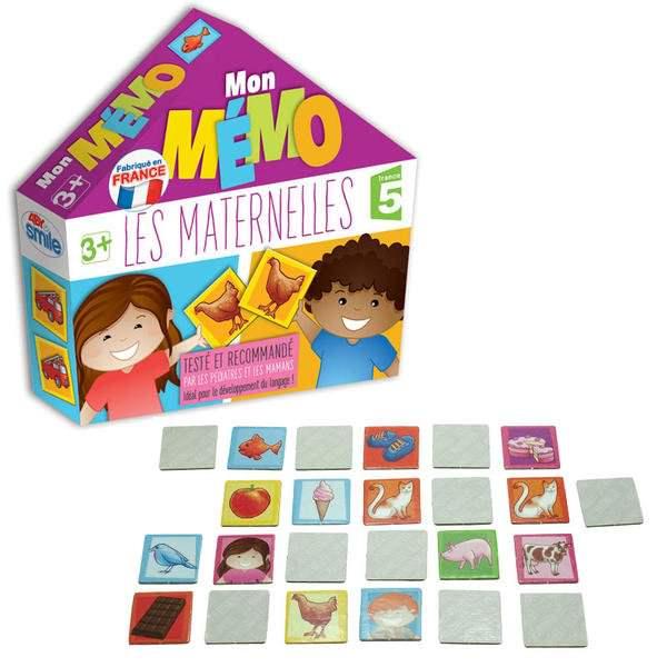 memo jeux