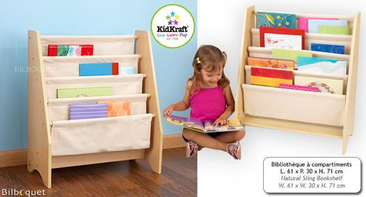 meuble bibliothèque enfant